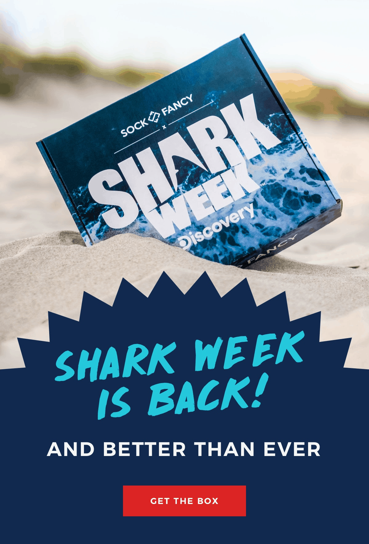 Sock Fancy Shark Week 2019 Box Available Now + Full Spoilers!