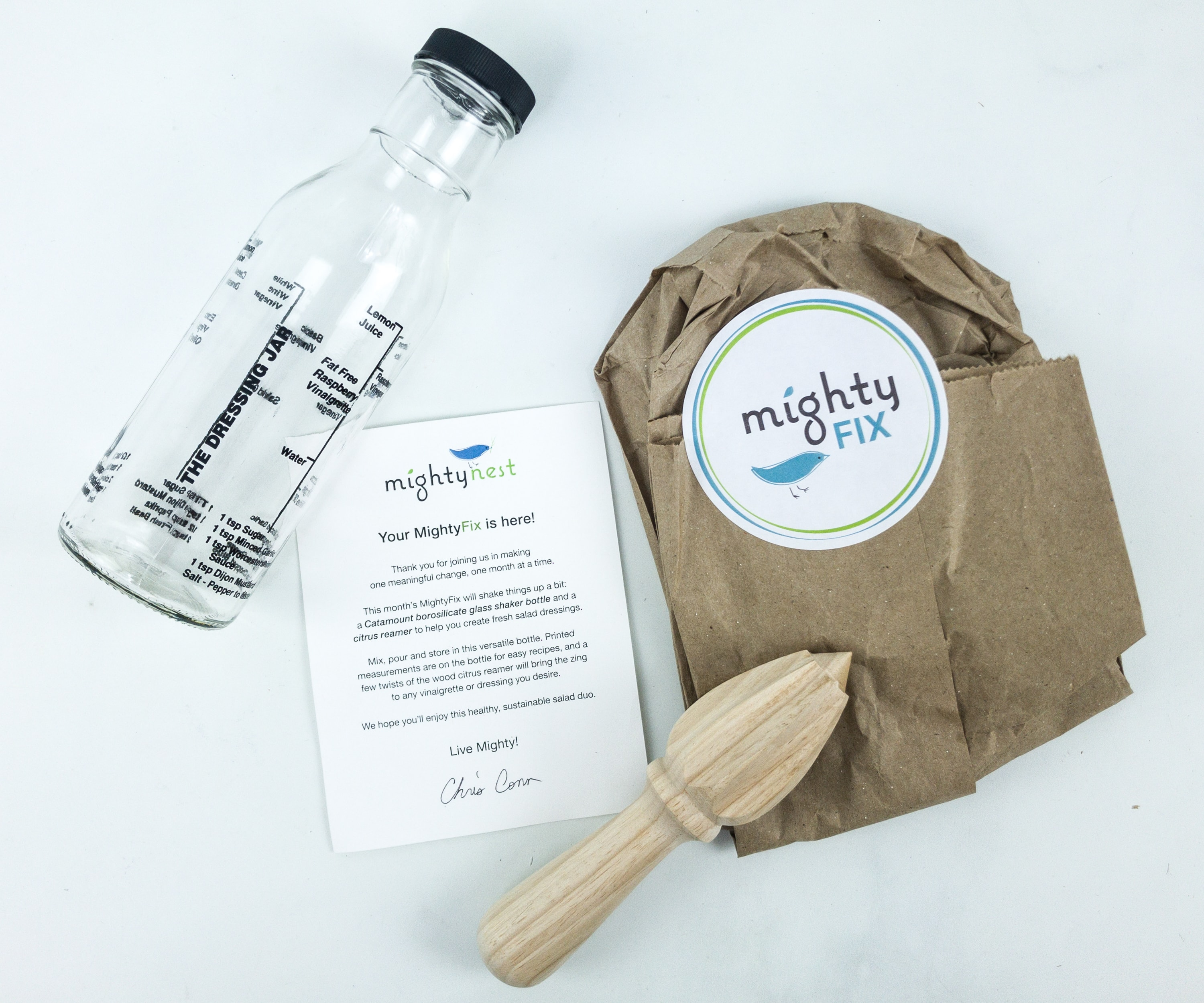 Mighty Fix July 2019 Review + First Month $3 Coupon!