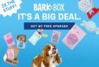 BarkBox Coupon: Double Your First Box for FREE + Hairy Metal Theme Available Guarantee!