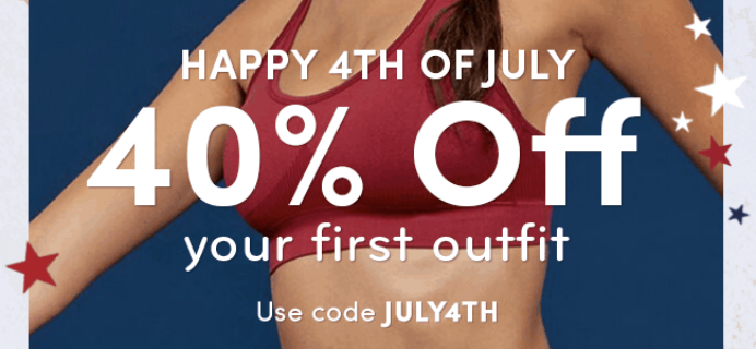 Ellie Fourth of July Sale: Get 40% Off Your First Box!