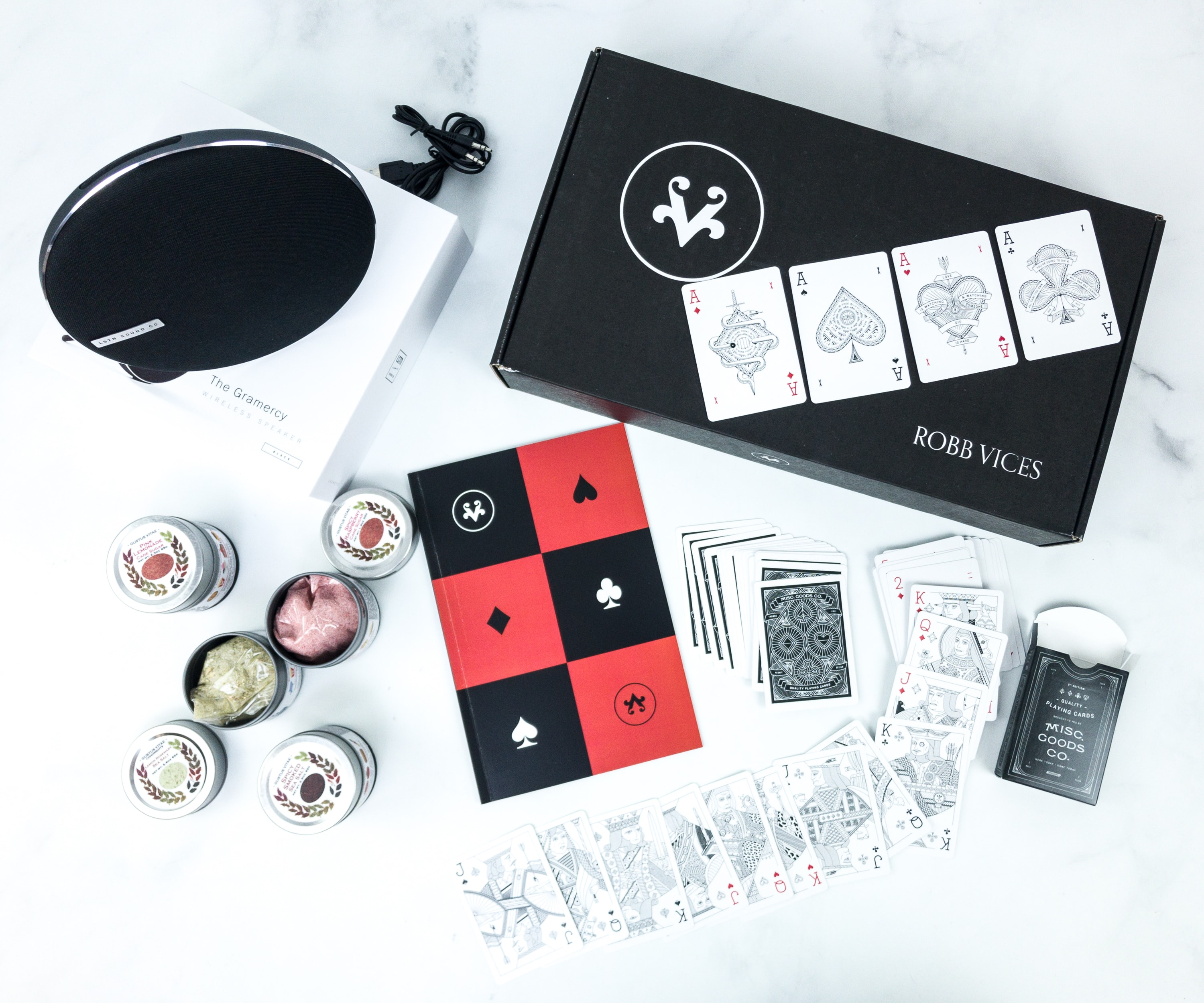 Robb Vices June 2019 Subscription Box Review + Coupon