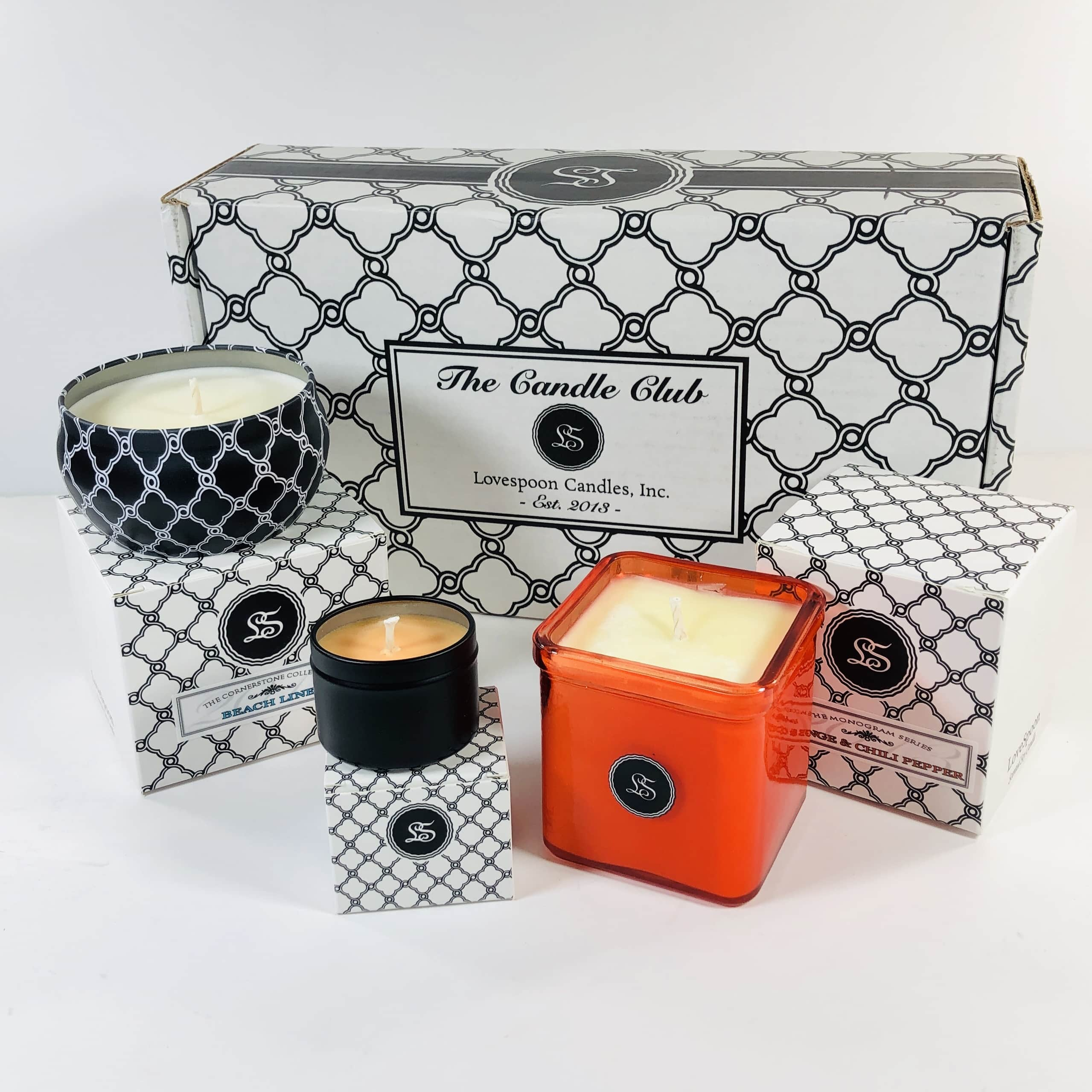 Lovespoon Candles June 2019 Subscription Box Review + Coupon