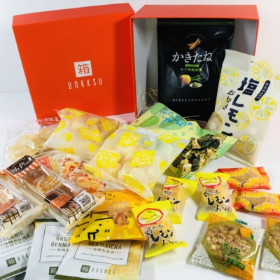 Bokksu July 2019 Subscription Box Review + Coupon