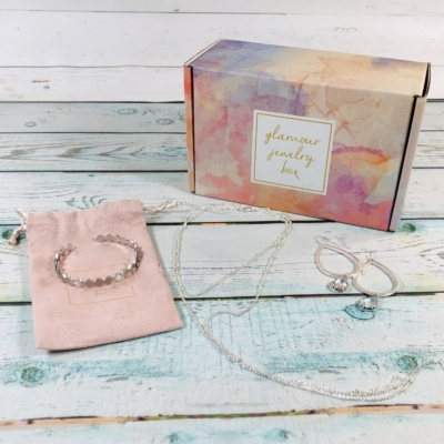 Glamour Jewelry Box June 2019 Subscription Box Review + Coupon