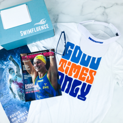 Swimfluence June 2019 Subscription Box Review