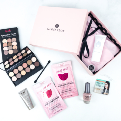GLOSSYBOX June 2019 Subscription Box Review + Coupon