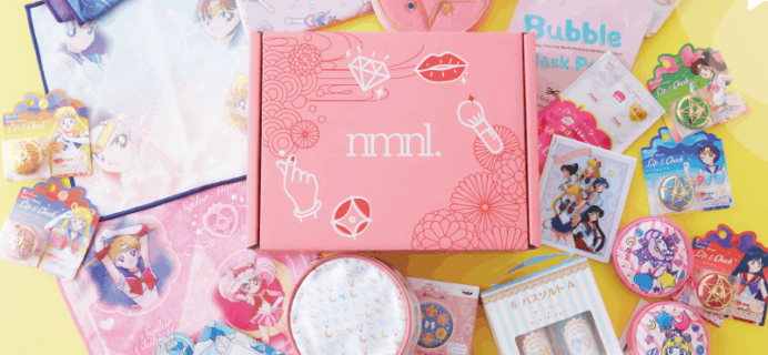 nmnl Coupon: Get FREE Sailor Moon Bonus Item!