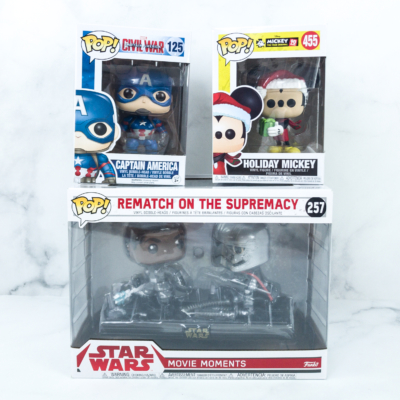 Pop In A Box June 2019 Funko Subscription Box Review & Coupon