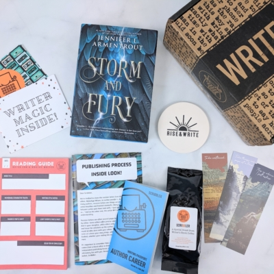 Scribbler June 2019 Subscription Box Review