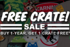 Loot Crate Sale: Get FREE Crate with Annual Subscription!