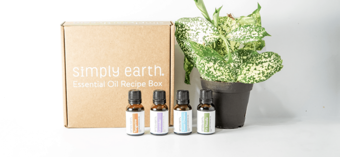 Simply Earth Coupon: Get 20% Off!