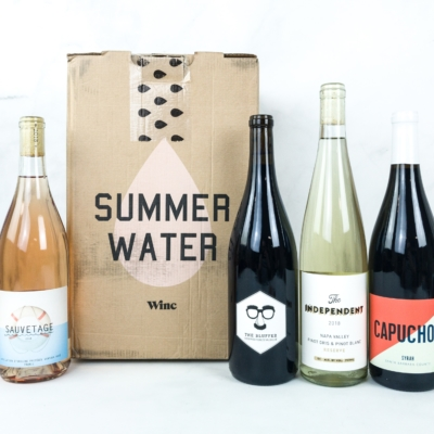 Winc June 2019 Subscription Box Review & Coupon