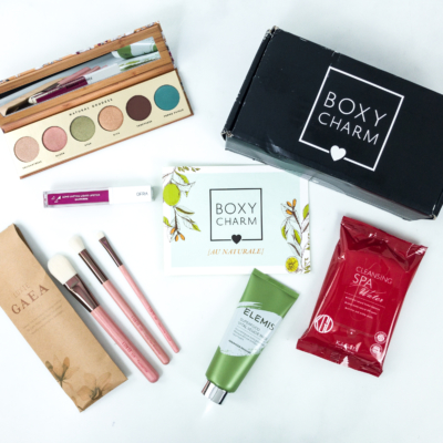 BOXYCHARM July 2019 Review