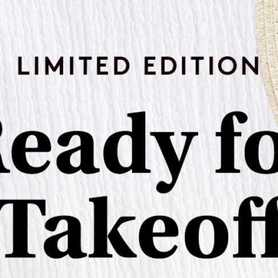 Birchbox Limited Edition Ready For Takeoff Bag Available Now + Coupon!