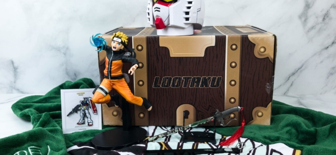 Lootaku June 2019 Subscription Box Review & Coupon