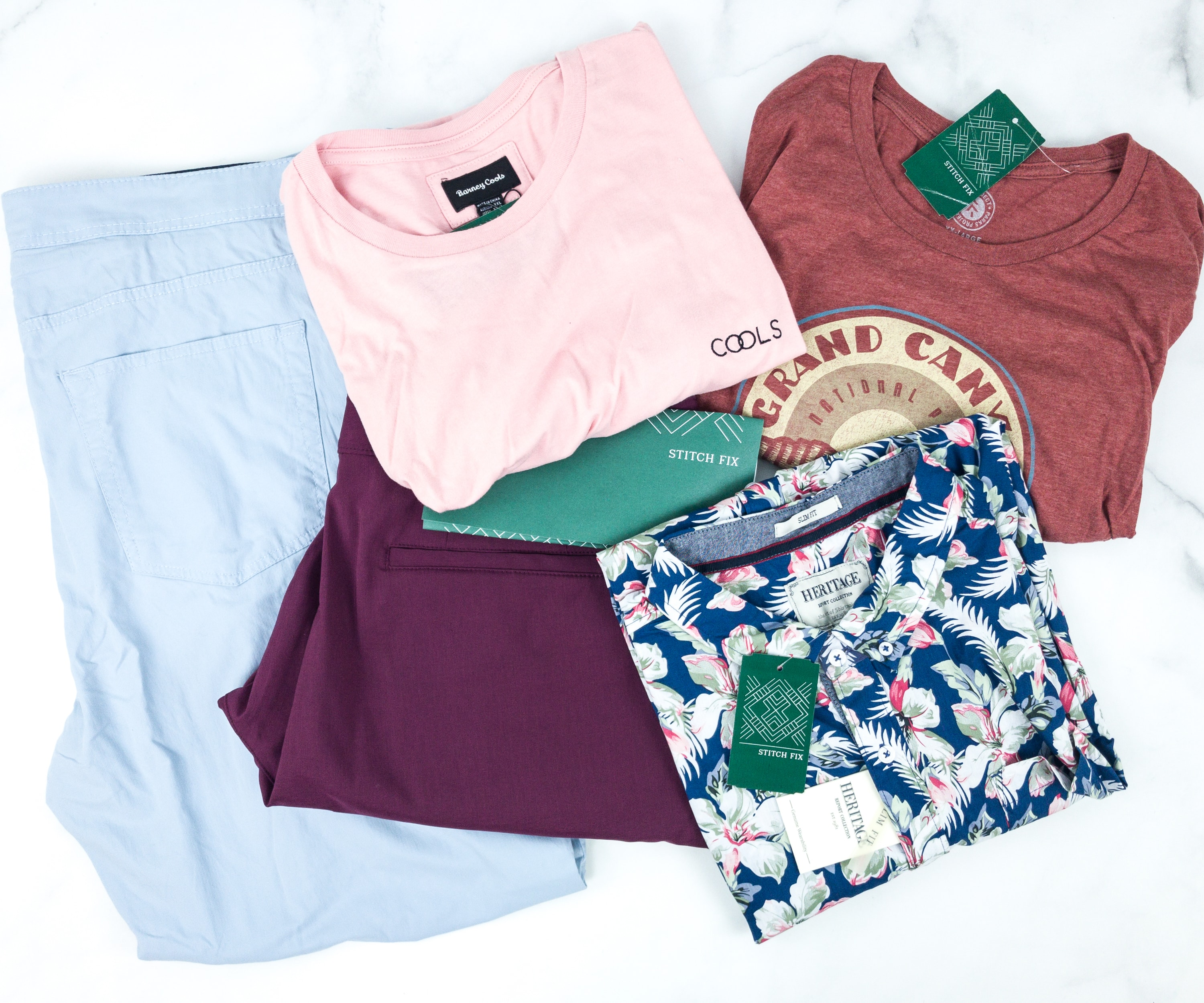 Stitch Fix Men July 2019 Review