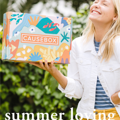 CAUSEBOX Summer 2019 Welcome Box Available Now – FULL Spoilers + Coupon!
