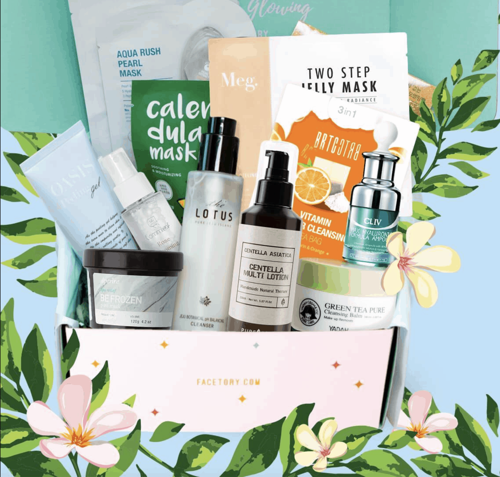 Facetory Coupon: Get a FREE Birthday Bundle!