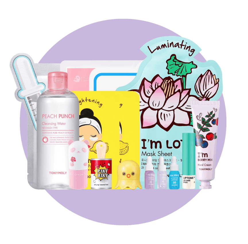 Tony Moly July 2019 Monthly Bundle Available Now + Full Spoilers!