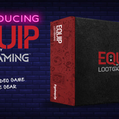 Equip by Loot Gaming Shipping Update!