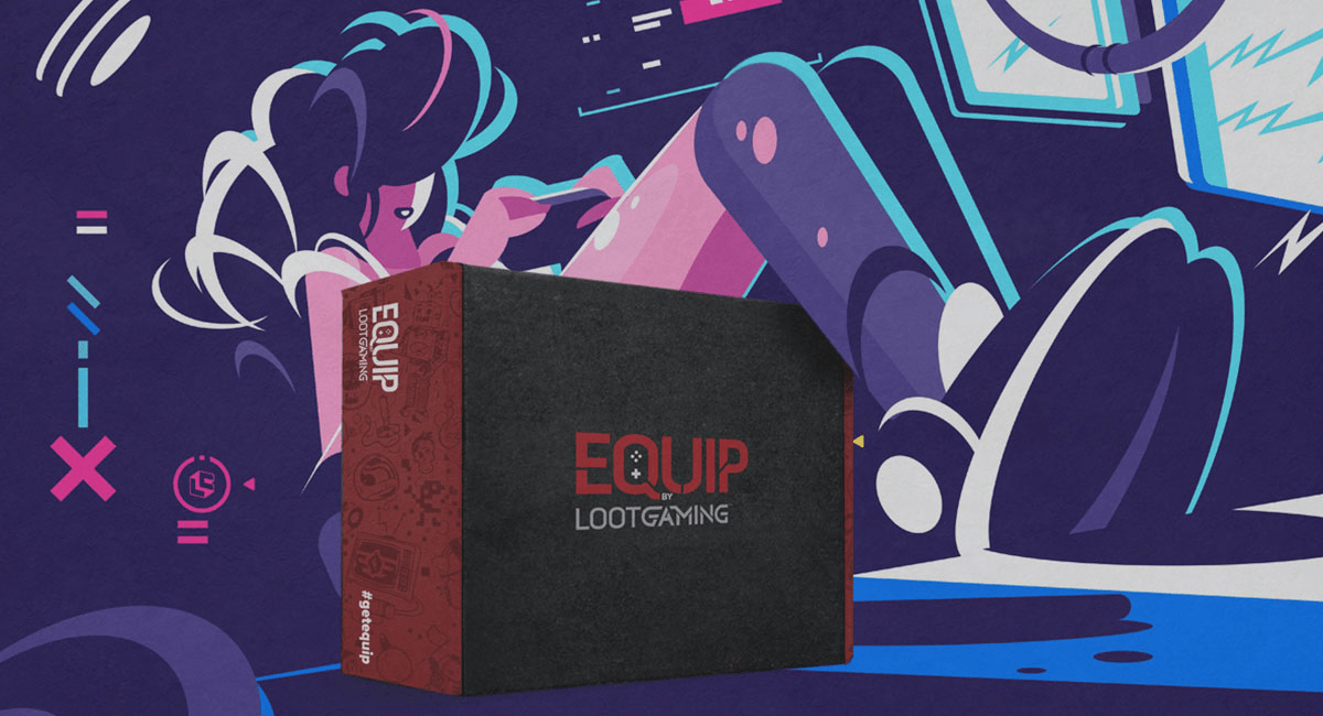 Equip by Loot Gaming December 2019 Theme Spoilers!