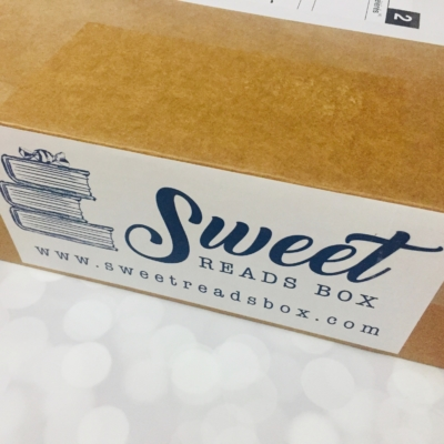 Sweet Reads Box June 2019 Subscription Box Review + Coupon