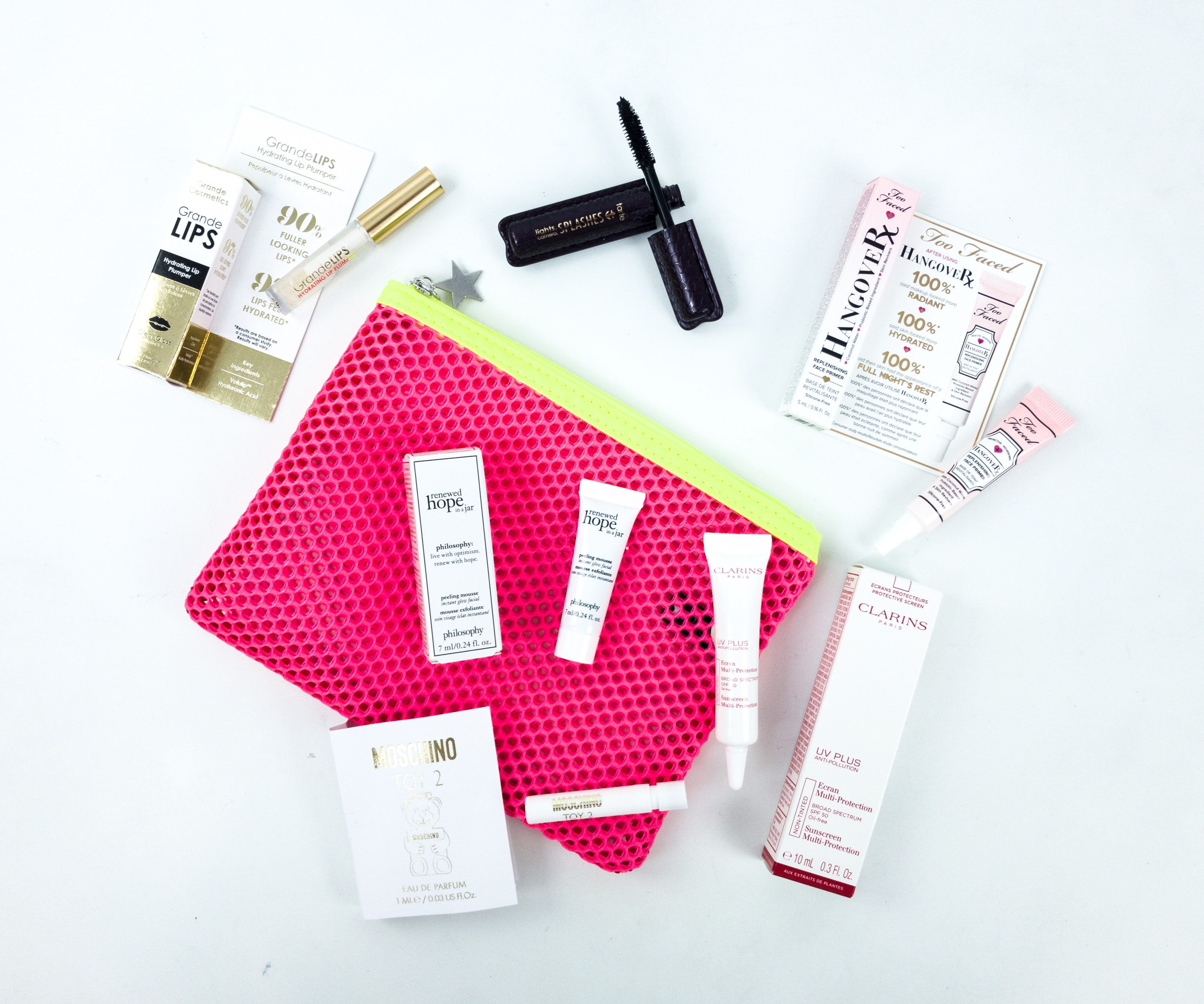 Macy's Beauty Box July 2019 Subscription Box Review