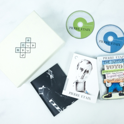 Boxwalla Film July 2019 Subscription Box Review