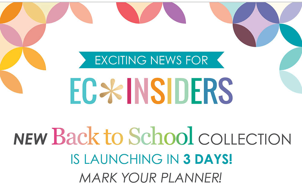 Erin Condren 2019 Back To School Collection Coming Soon + Coupon!