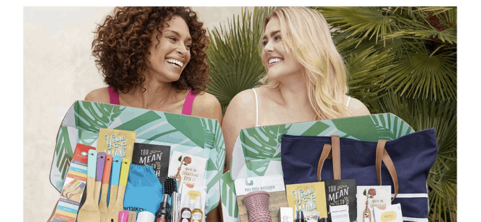 FabFitFun Summer 2019 Editor's Box Available Now + Full Spoilers + Coupon!