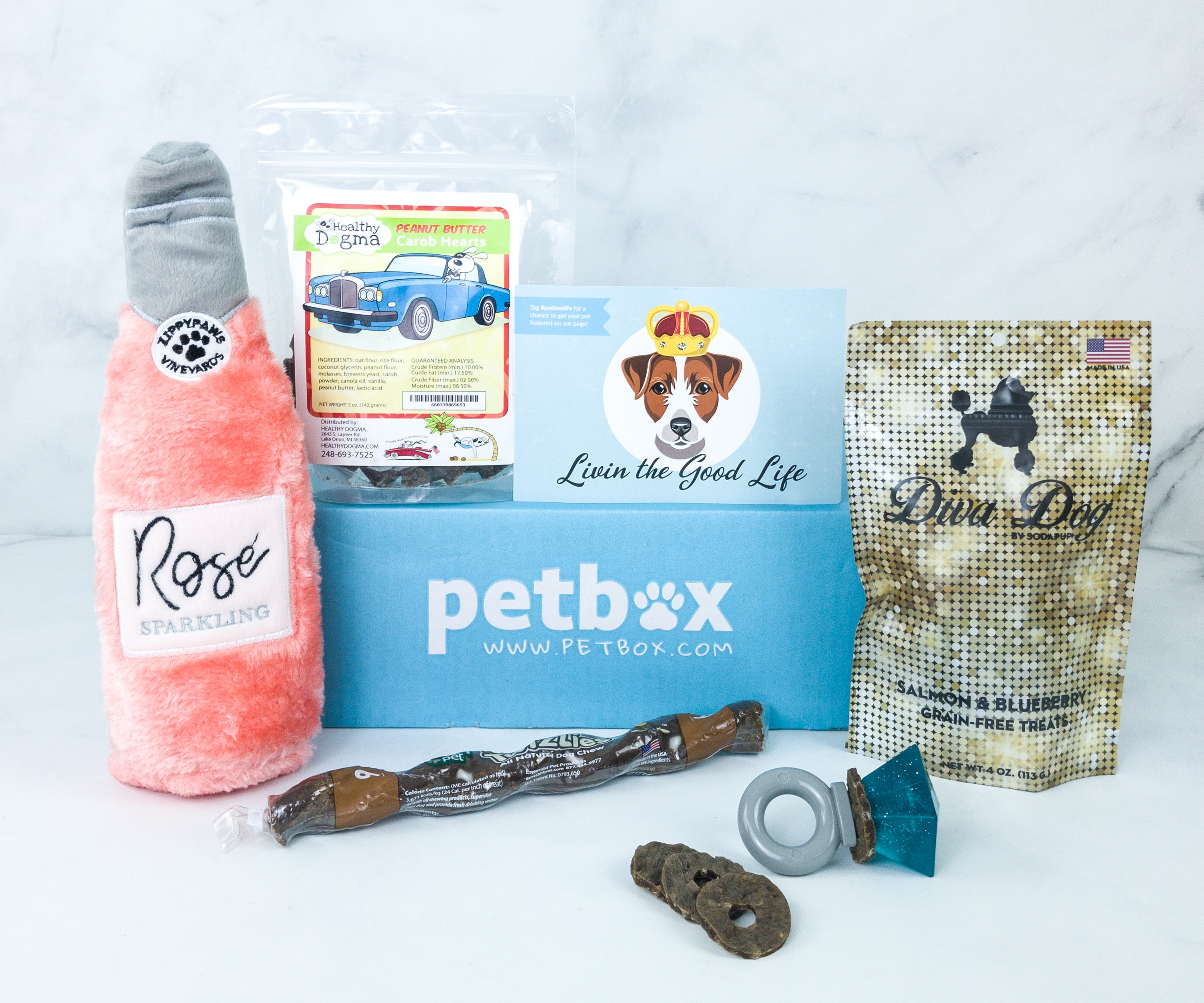 PetBox June 2019 Subscription Review & 50% Off Coupon Code – Small Dog