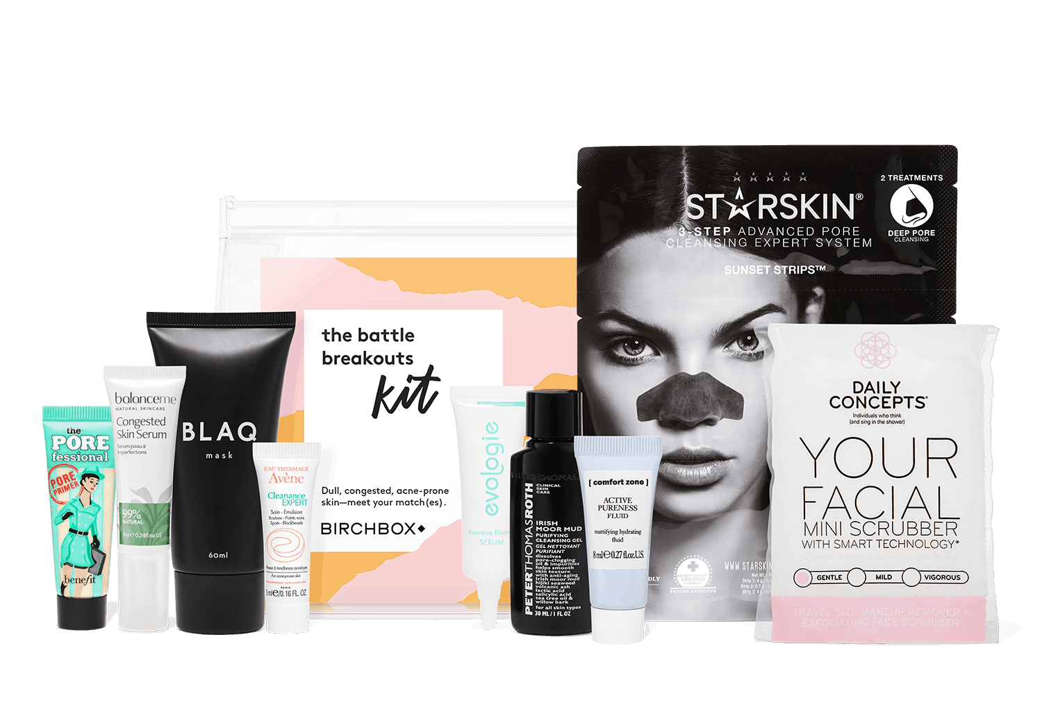 The Battle Breakouts Kit – New Birchbox Kit Available Now + Coupons!