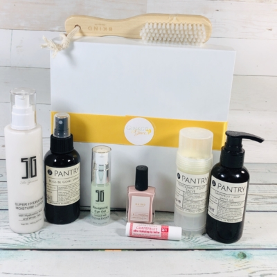Ginkgo & Grace July/August 2019 Subscription Box Review