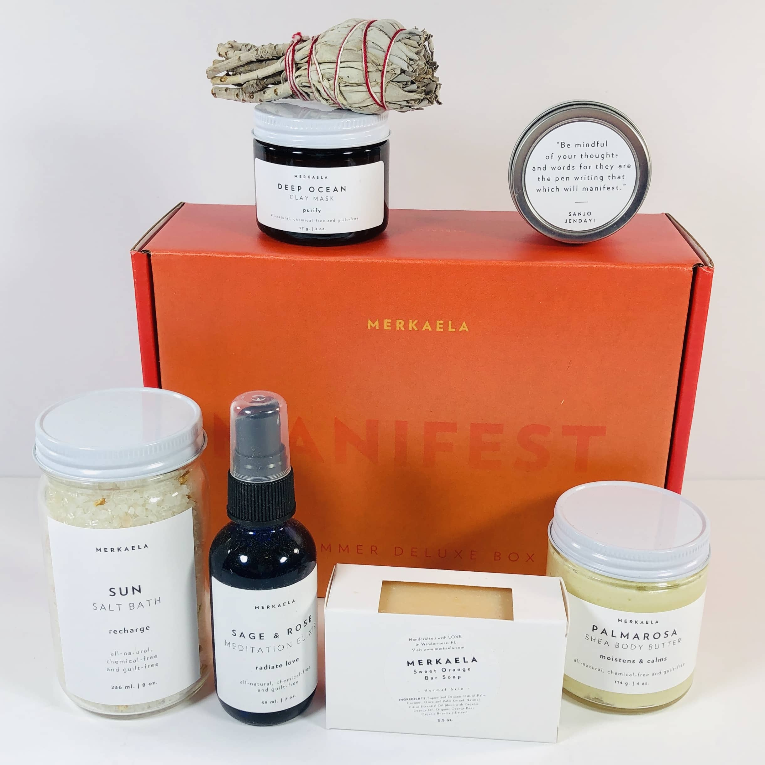 Merkaela Summer 2019 Subscription Box Review + Coupon – MANIFEST