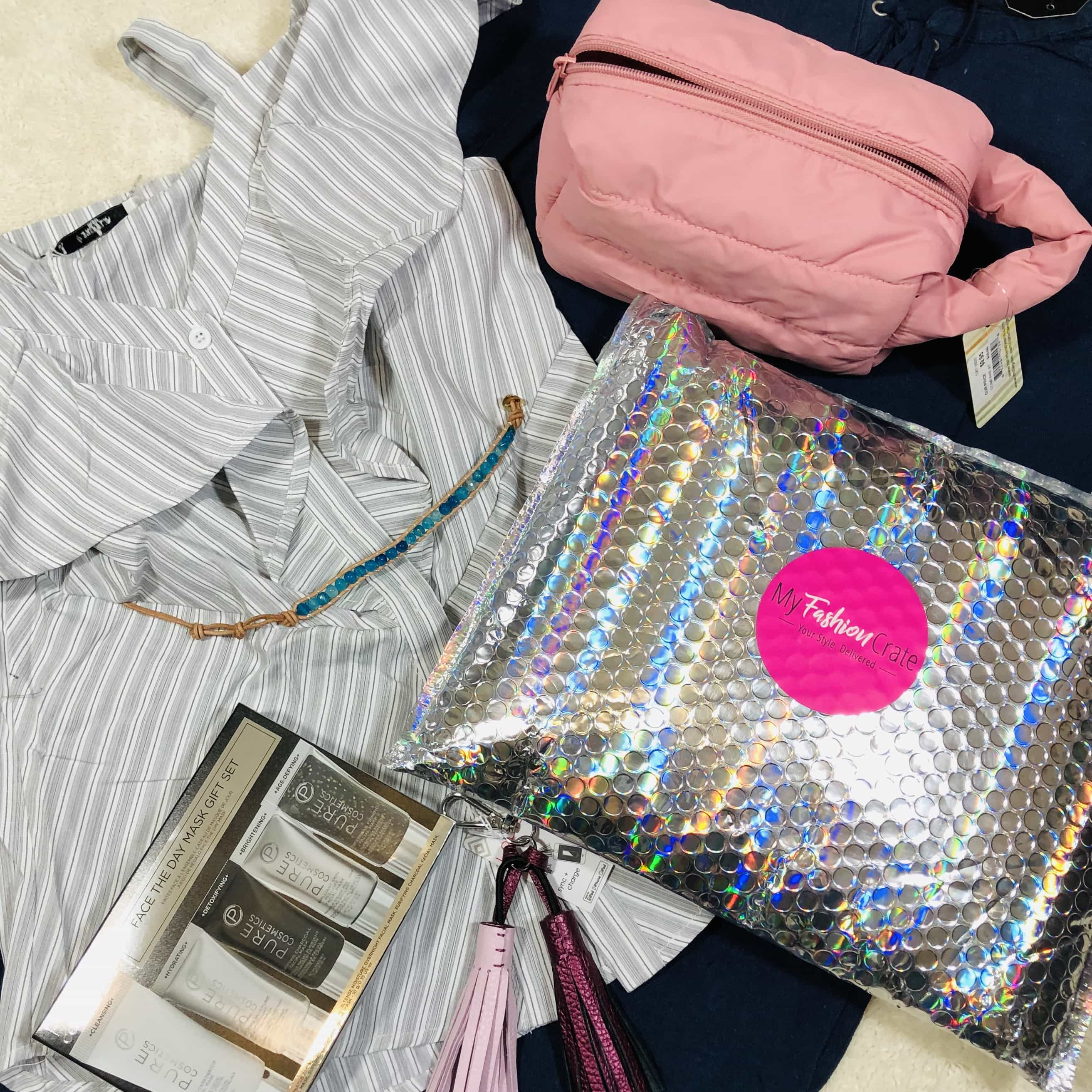 My Fashion Crate July 2019 Subscription Box Review