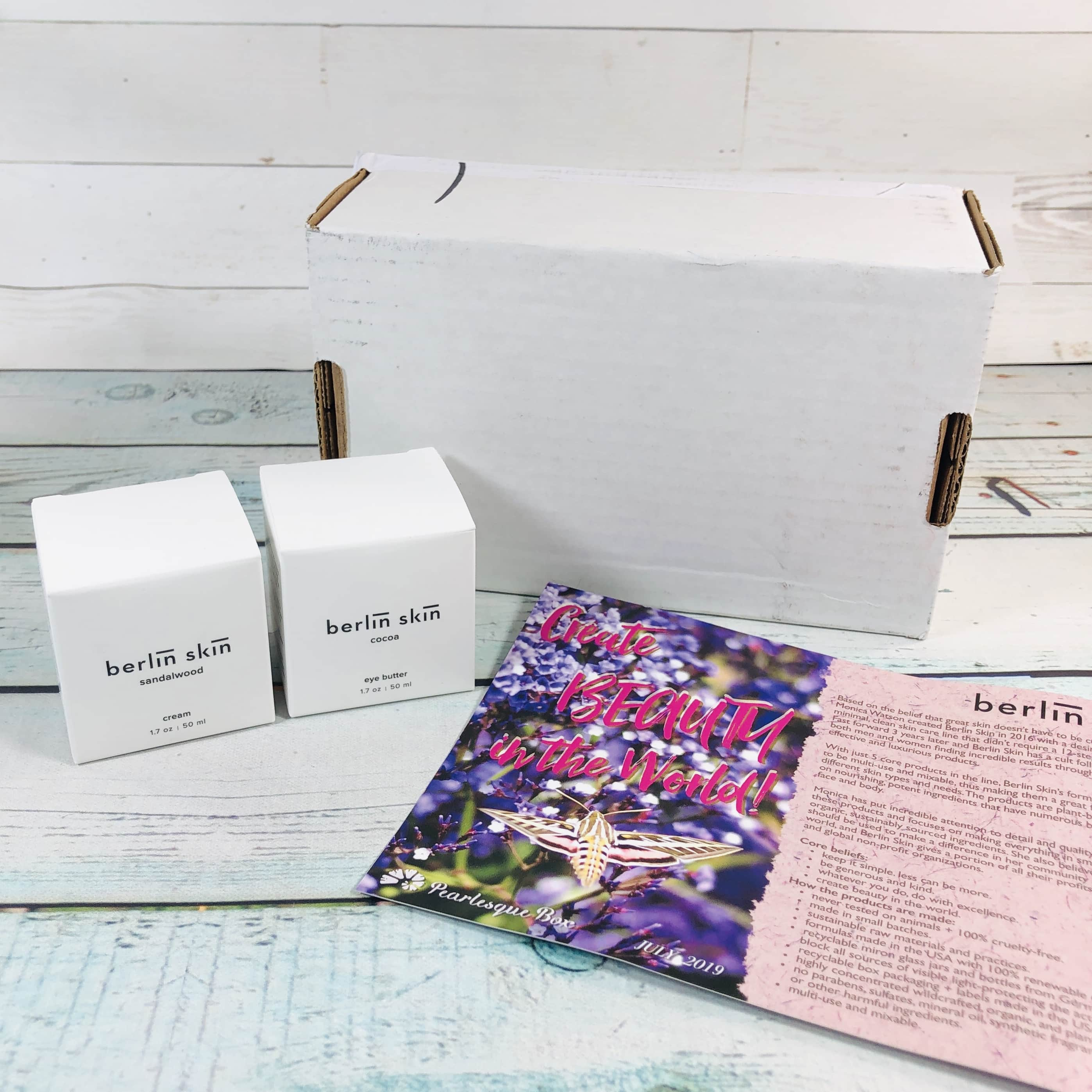 Pearlesque Box July 2019 Subscription Box Review + Coupon