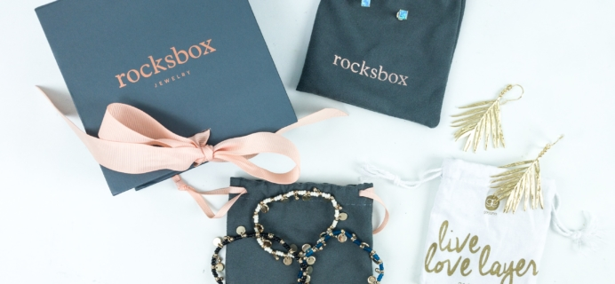 RocksBox July 2019 Review + FREE Month Coupon!