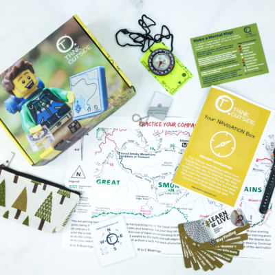 THiNK OUTSiDE BOXES Review – NAVIGATION BOX!