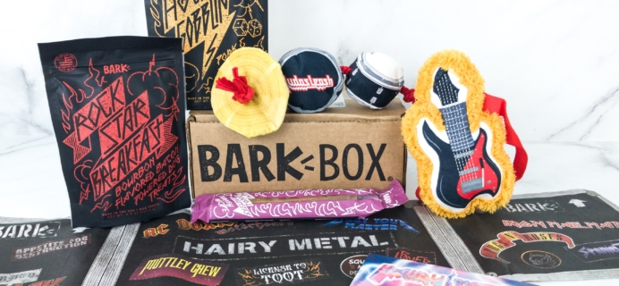 Barkbox July 2019 Subscription Box Review + Coupon