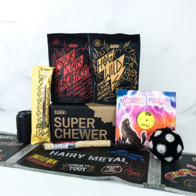 Super Chewer July 2019 Subscription Box Review + Coupon!