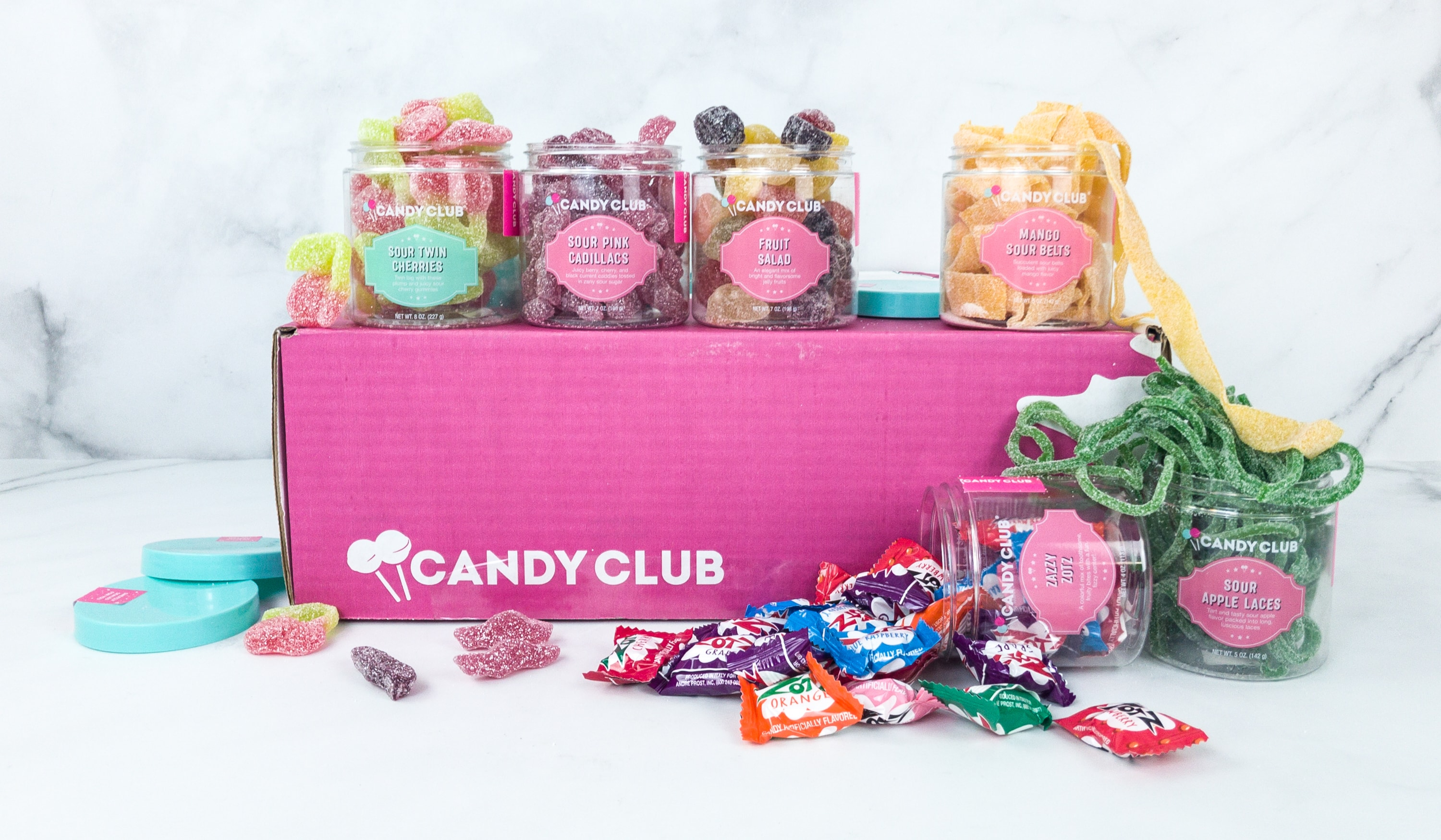 Candy Club July 2019 Subscription Box Review + Coupon