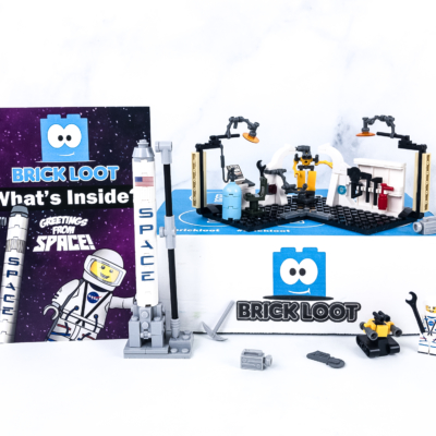 Brick Loot July 2019 Subscription Box Review & Coupon