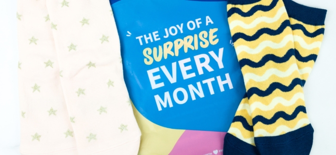 Say It With A Sock August 2019 Kids Sockscription Review + Coupon