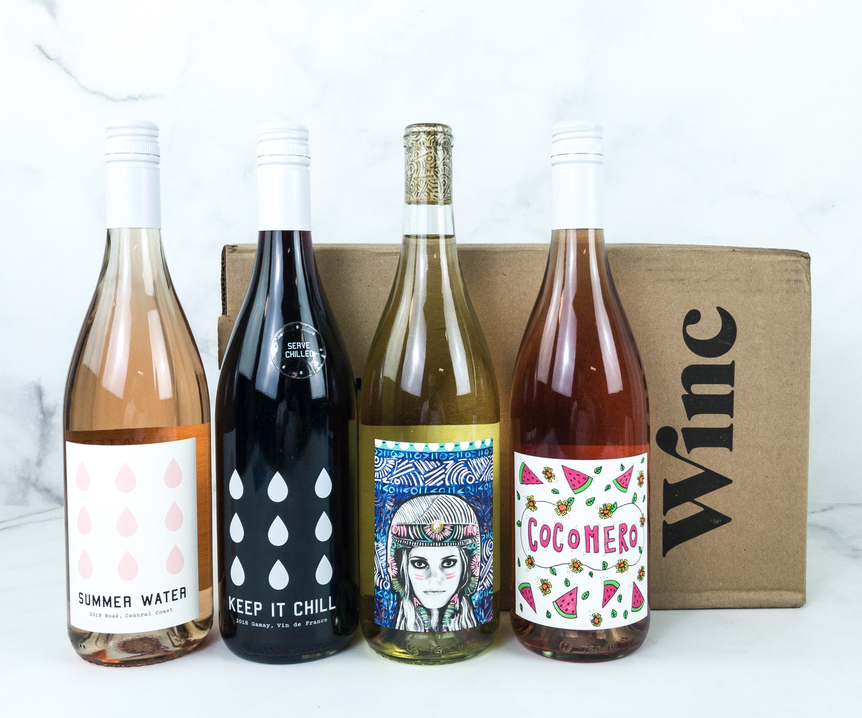 Winc July 2019 Subscription Box Review & Coupon