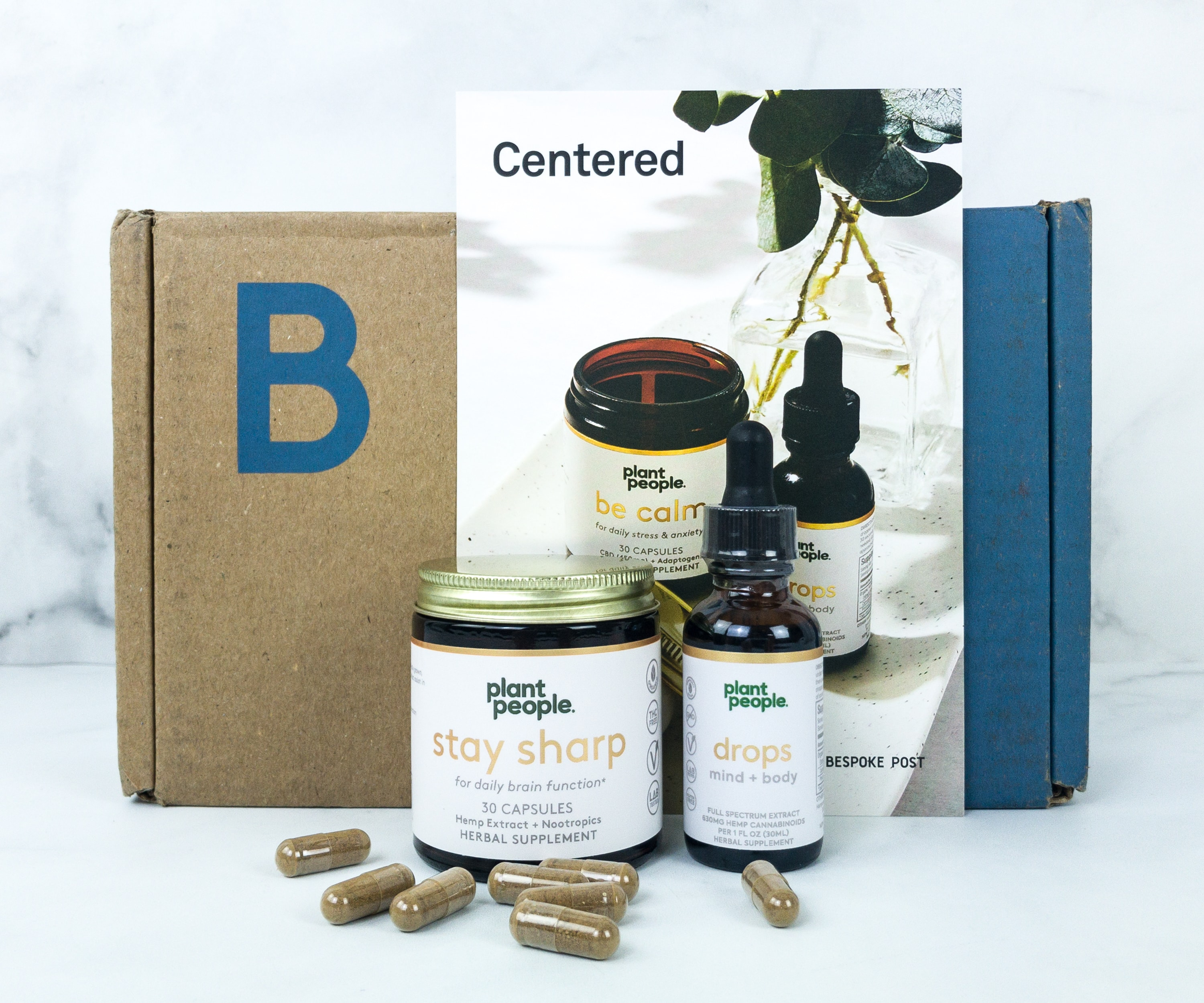 Bespoke Post CENTERED Box Review & Coupon – July 2019