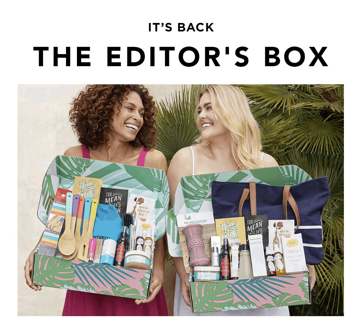 FabFitFun Editors' Box Summer 2019 Sale: 40% Off!