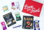 Love With Food July 2019 Tasting Box Review + Coupon!