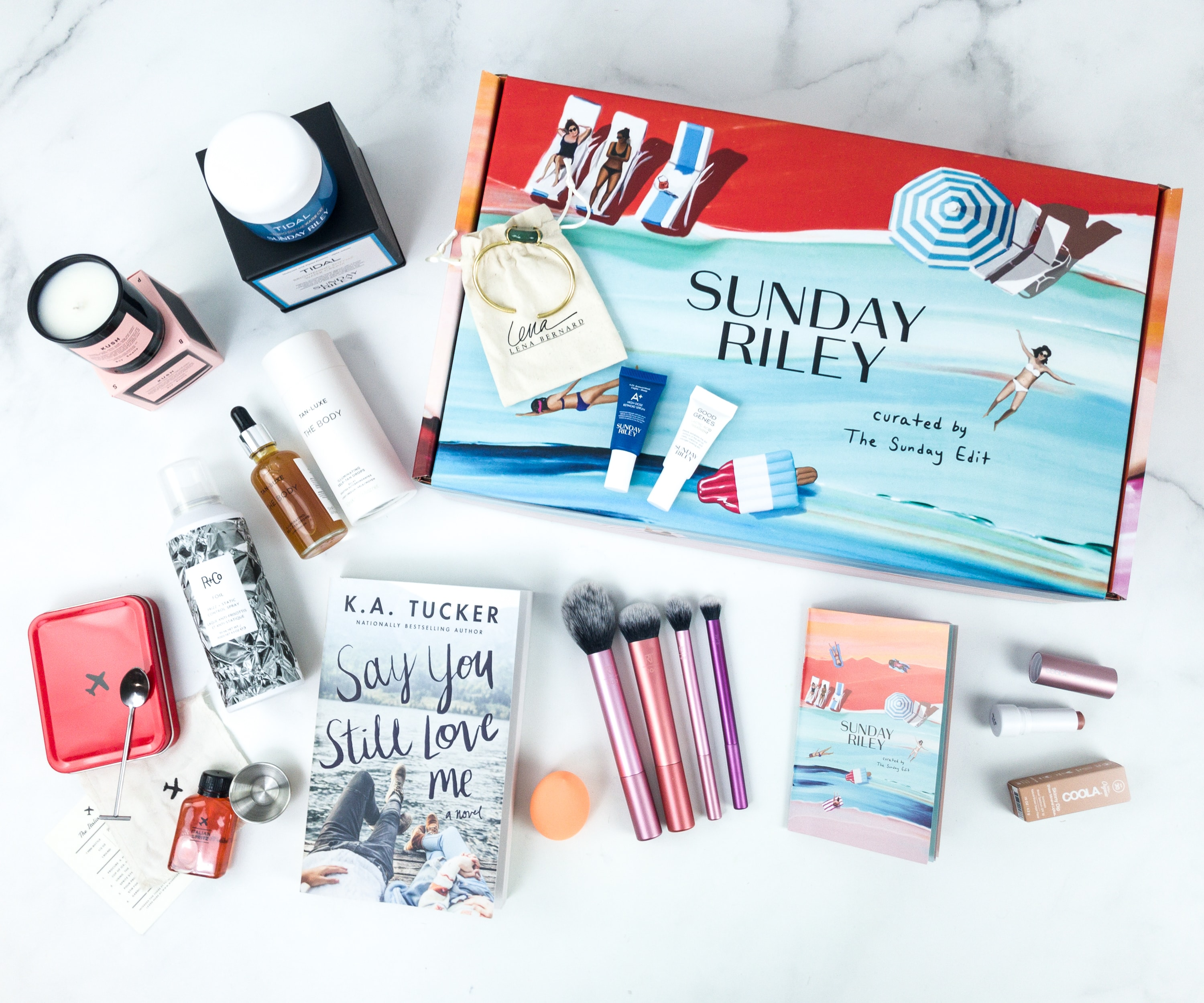Sunday Riley Box Summer 2019 Review + Coupon