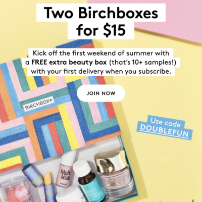 Birchbox Coupon: FREE Beauty Box with Subscription!