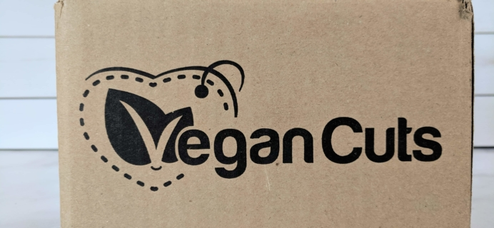 Vegancuts Snack Box June 2019 Subscription Box Review + Coupon